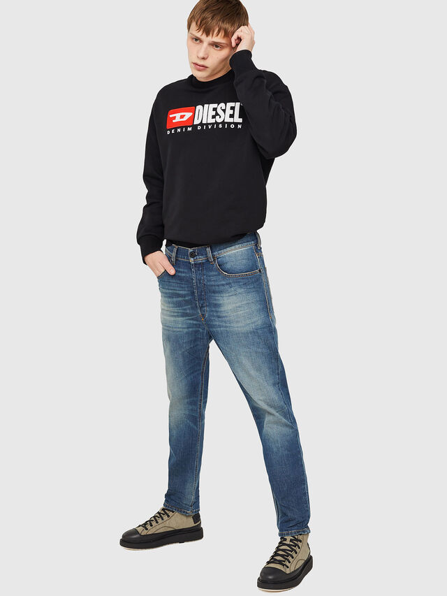 Diesel - D-Eetar 089AR, Medium blue - Jeans - Image 4