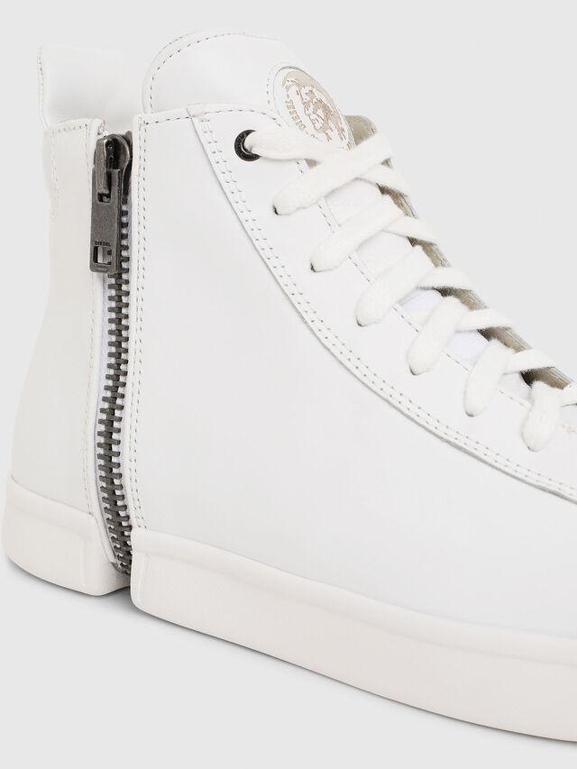 Diesel - S-NENTISH, White - Sneakers - Image 4