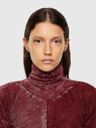 Diesel - M-ISABELLE, Brown - Knitwear - Image 4