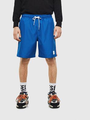 P-KEITH, Blue - Shorts