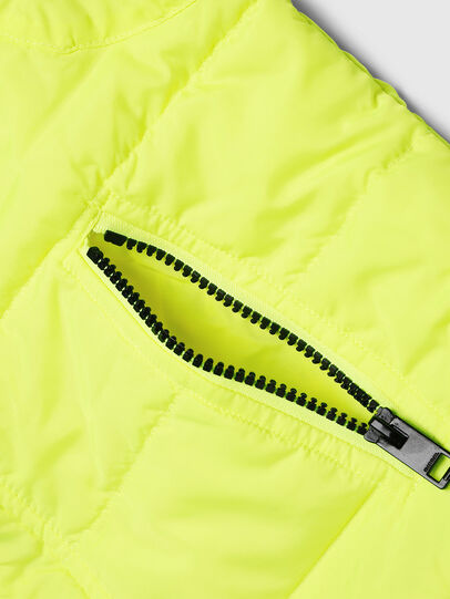 Diesel - JSUNREVSLESS, Yellow Fluo - Jackets - Image 3