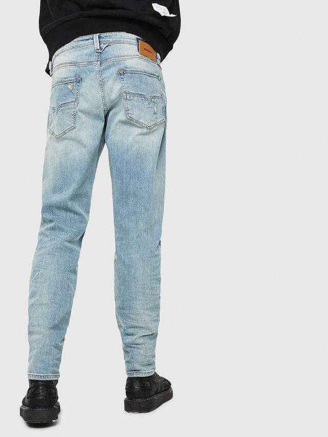 Diesel - Larkee-Beex 087AX, Light Blue - Jeans - Image 2