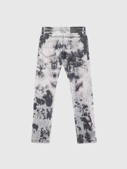 Diesel - THOMMER-J, Black/White - Jeans - Image 2