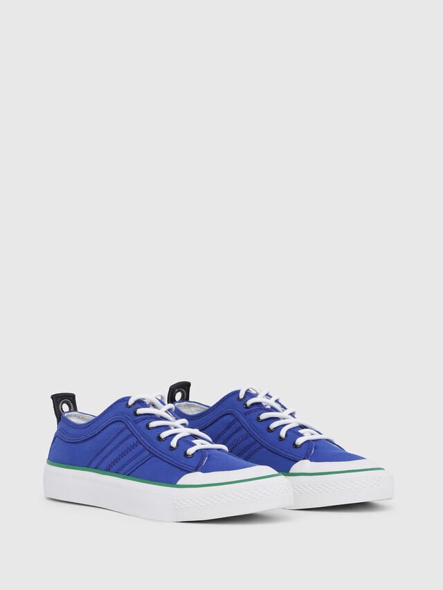 Diesel - S-ASTICO LC LOGO W, Brilliant Blue - Sneakers - Image 2