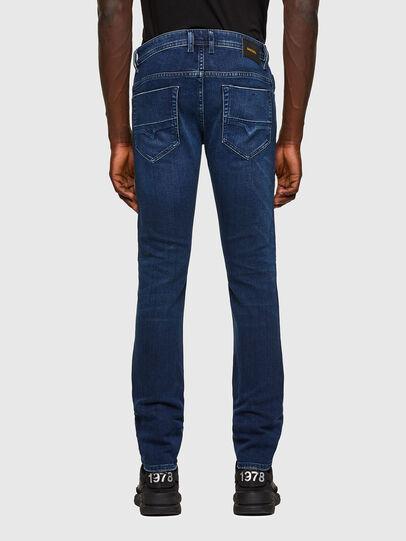 Diesel - Thommer 009JE, Dark Blue - Jeans - Image 2