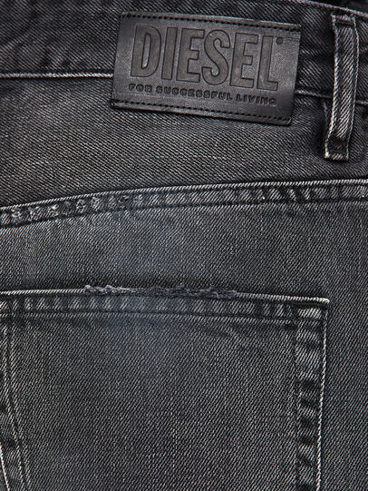 Diesel - D-Reggy 009IL, Black/Dark grey - Jeans - Image 3
