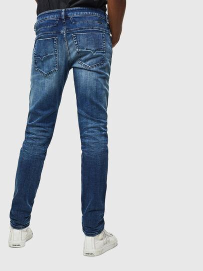 Diesel - D-Bazer 0097Y, Medium blue - Jeans - Image 2