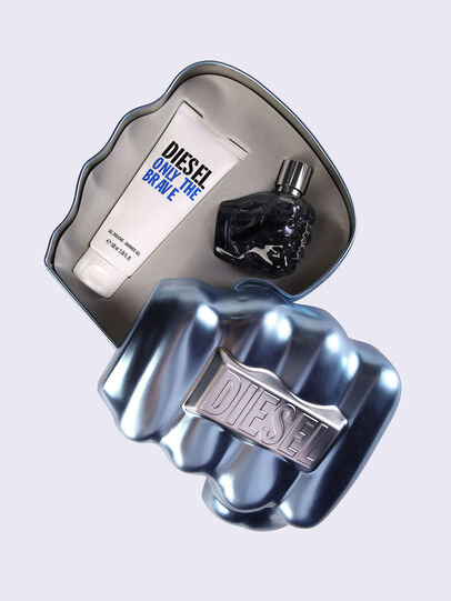 Diesel - ONLY THE BRAVE 50ML METAL GIFT SET,  - Only The Brave - Image 1