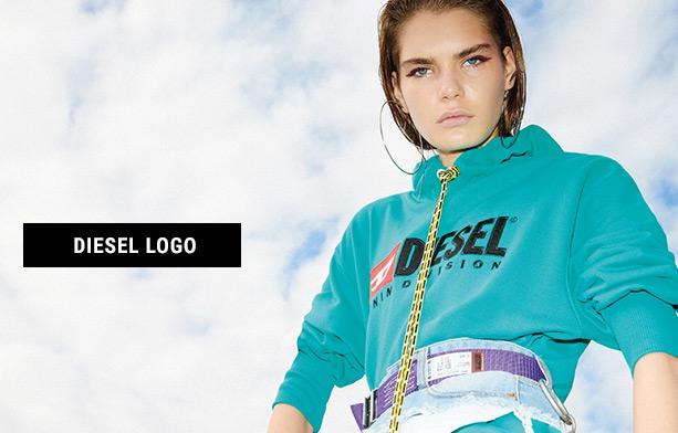 View all Diesel Logo Woman
