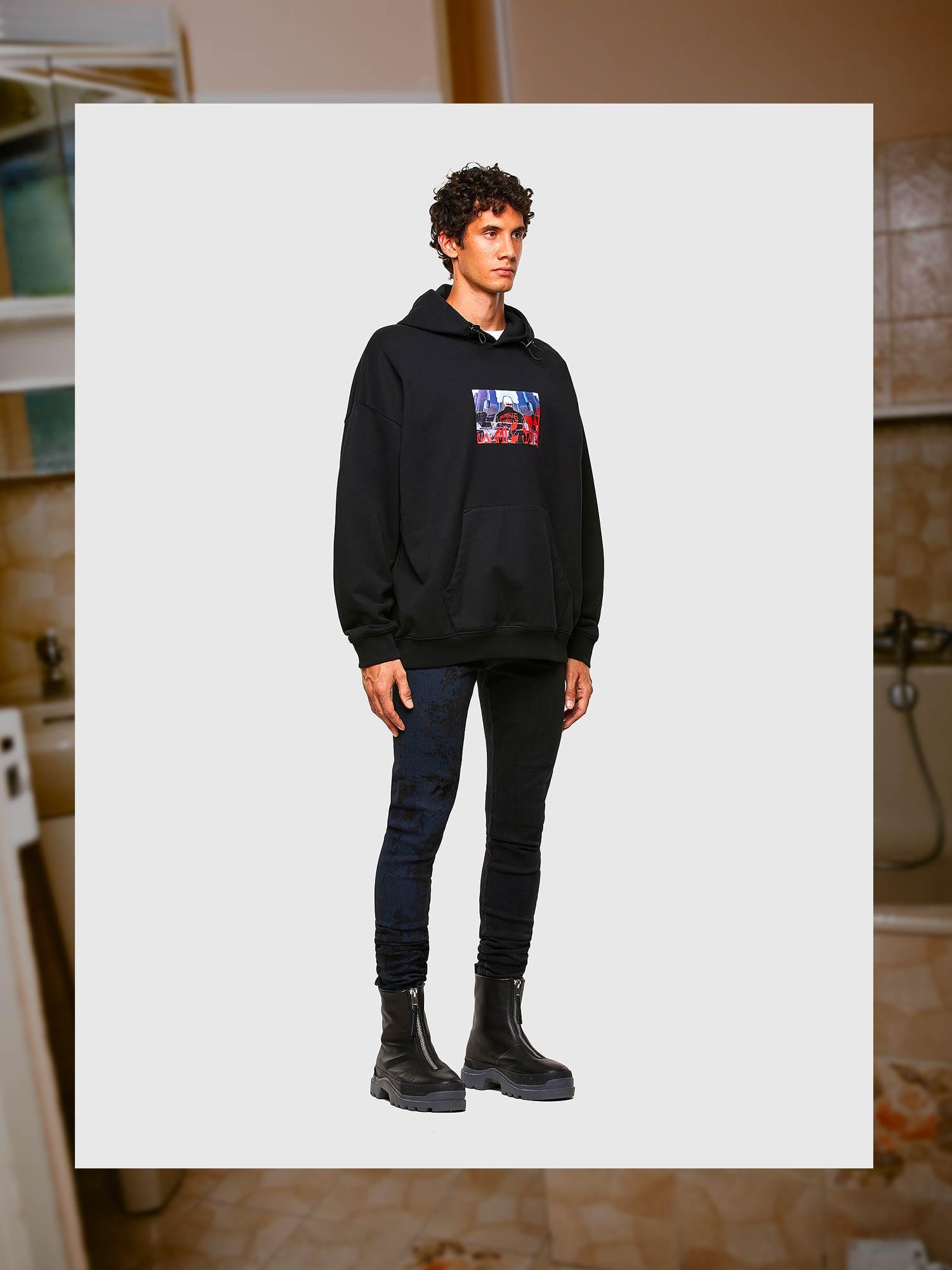 Diesel Jeans Skinny Fit: D-Amny   Shop Now on Diesel.com