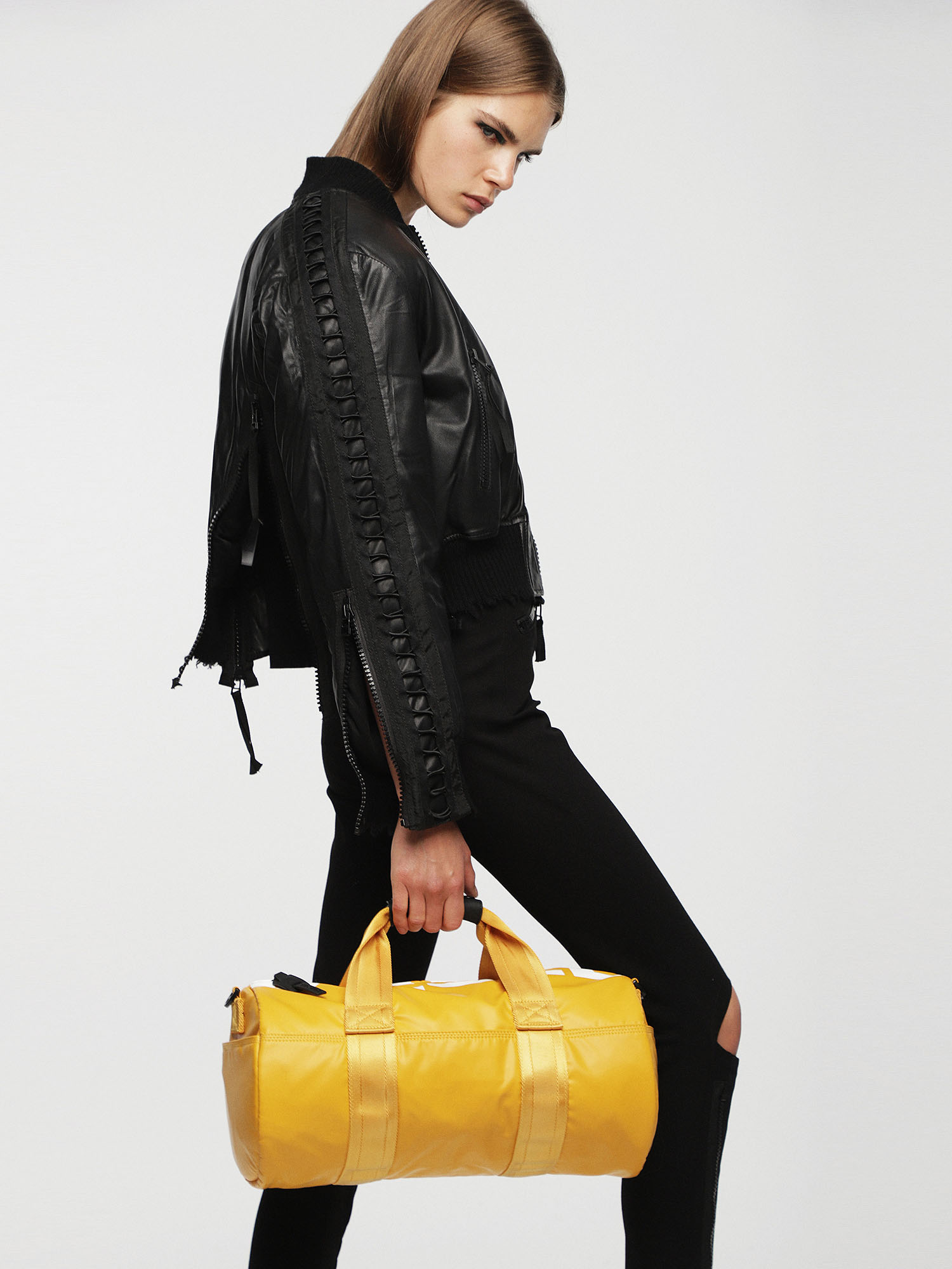 Diesel - F-BOLD DUFFLE FL,  - Travel Bags - Image 4